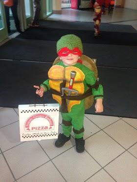 List Of Toddler Ninja Turtle Halloween Costumes