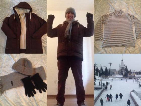 旅の防寒対策 20のロシアを乗り切ったコーディネートと反省