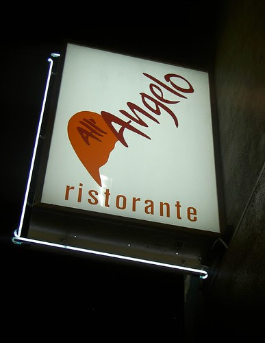 """""""Swanky Supper Club"""" - Dinner at All'Angelo"""