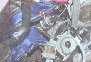 статья про замена датчика указателя давления масла ВАЗ 2106