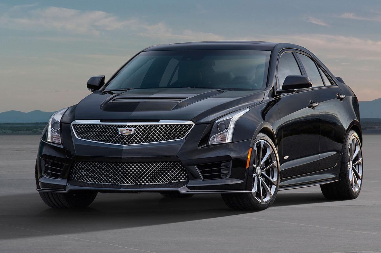 2016 Cadillac ATS-V Reviews and Rating | Motor Trend