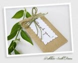 100 Party Favors, Flower Seed Favors for Weddings, Bridal Showers, Garden Party - Handmade Set