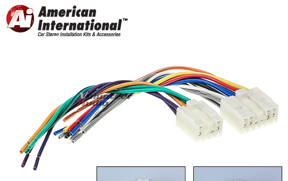 2000 Toyota Sienna Stereo Wiring Harness   schematic and ...