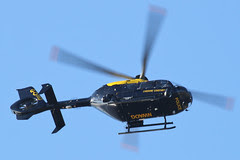 G-CPAO - 2009 build Eurocopter EC135 P2+, crossing the 27 threshold