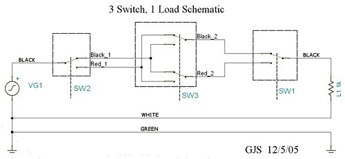 Double Pole Or 4 Way Switch Mike Holt S Forum