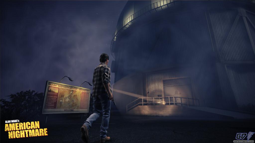 تحميل لعبة Alan Wake American