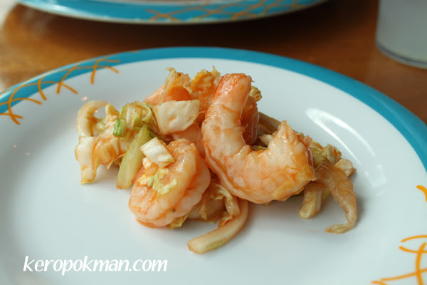 Thai Chilli Prawn Salad