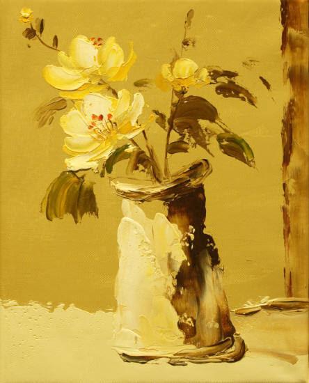 Cuadros De Flores Modernos