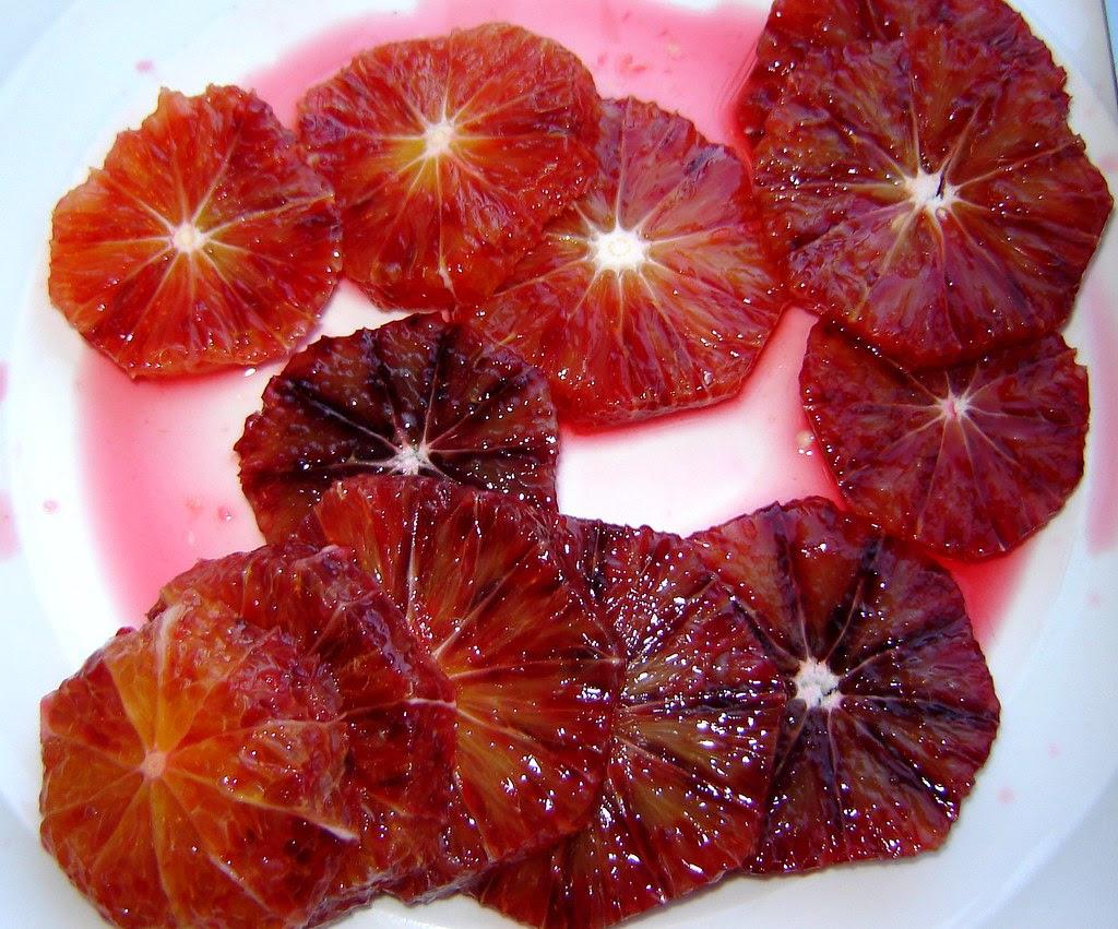 Blood Orange & Kalamata Olive Salad 3