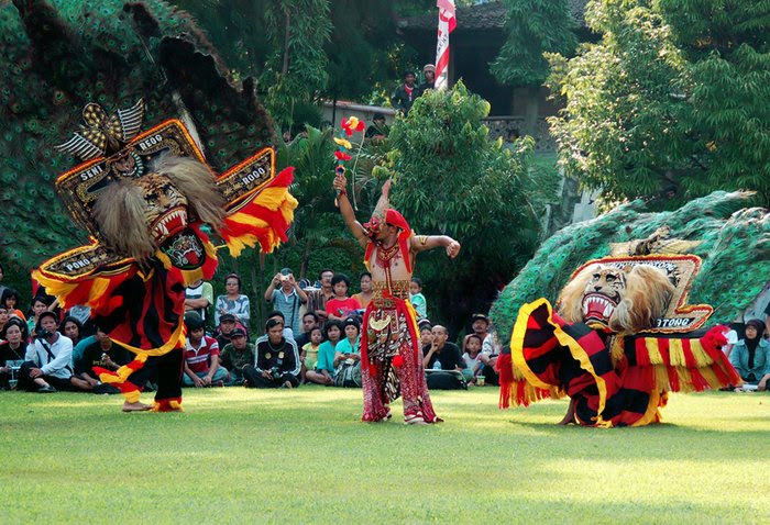 The Mystical Art Dance Of Reog Ponorogo  Visit Indonesia  The Most Beautiful Archipelago in