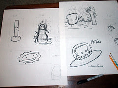 Lunchbox Sketches