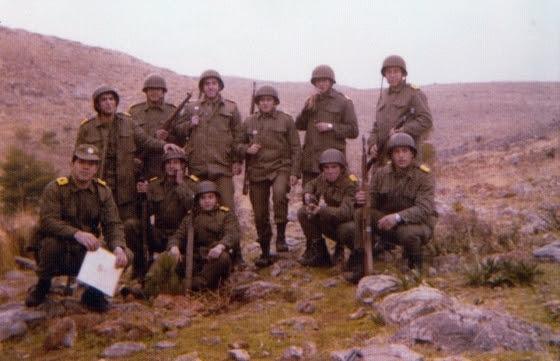 Στρατιωτική εκπαίδευση στη Βάρη.