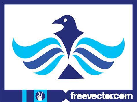 eagle logo design vector art graphics freevectorcom