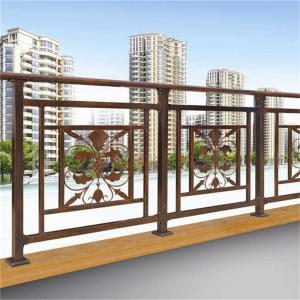 Yt005 Terrace Railing Designs Metal Railing For Balcony Modern