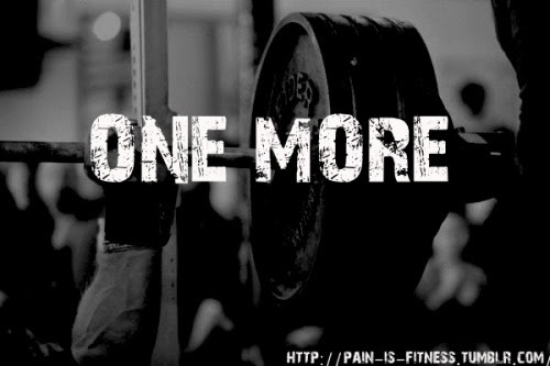 Fitblr Inspirational Fitness Muscle Weight Training Bodybuilding One More Lifting Fit Motivation Fitblog Bodybuilding Quotes Nike Quotes Fear Average Fitness