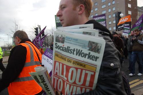 Strike March Nov 11 17