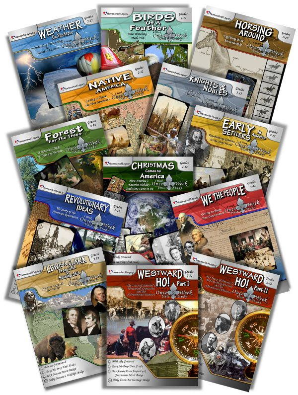 Homeschool Legacy Review