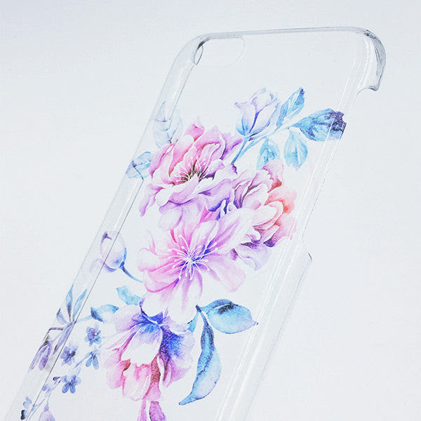 Pink Butterfly Iphone 6s 6 Case Iphone 6 Se Case Galaxy S6 Edge
