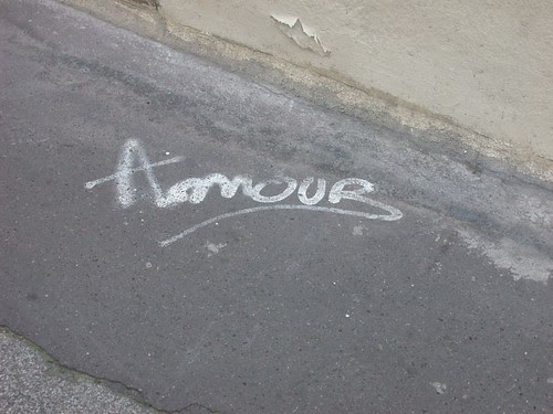 Amour dans la rue