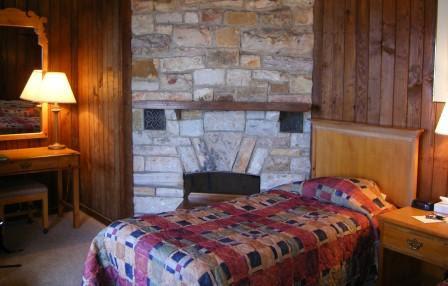 My Room at Big Meadow Lodge