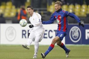Роналдо вночь огорчил соперника Реала