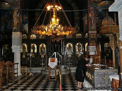 Sfântul  Mare  Mucenic  Efrem  cel  Nou 19