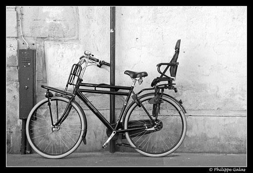 Le vélo distingué