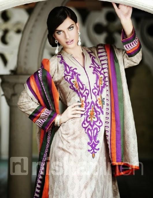 Nisha-Girls-Women-Wear-Beautiful-New-Fashion-Clothes-by-NishatLinen-Summer-Spring-Dress-14