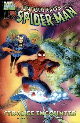 Untold Tales of Spider-Man - Strange Encounter