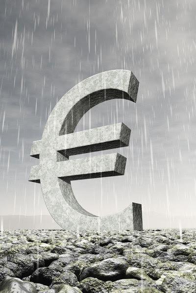 El euro atraviesa malos tiempos