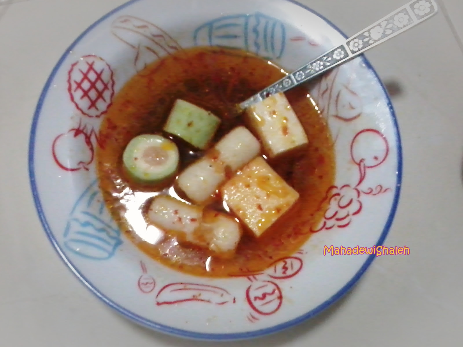 Let's Eat Handmade Tom Yum! Yammeh!