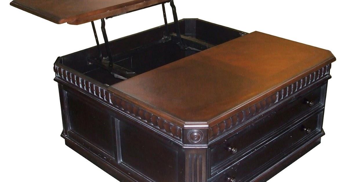 Coffee Table Top Lift Minimalist Home Design Ideas