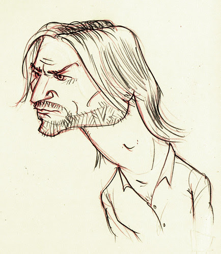 Sawyer sketch