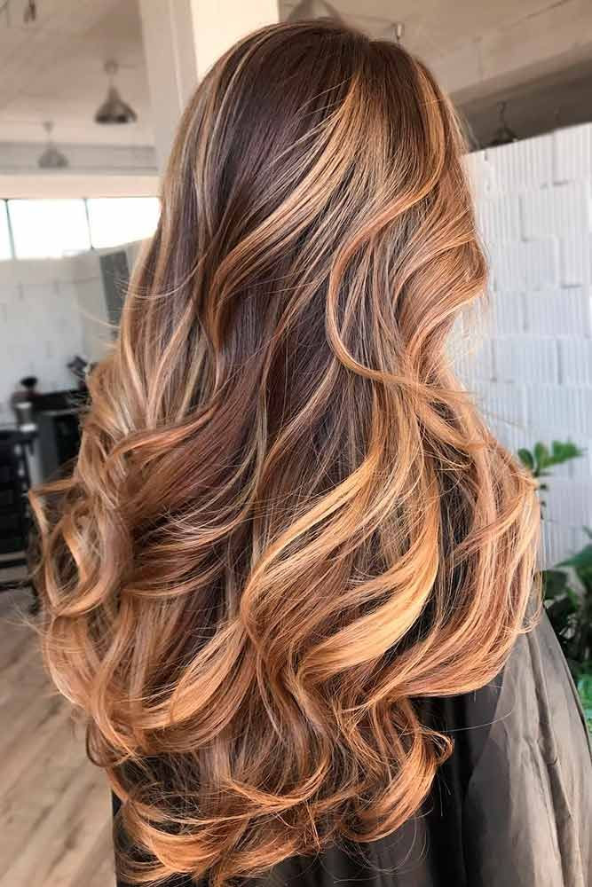 Hair Color 2017\/ 2018  Ideas for Light Brown Hair Color with Highlights \u2605 See more