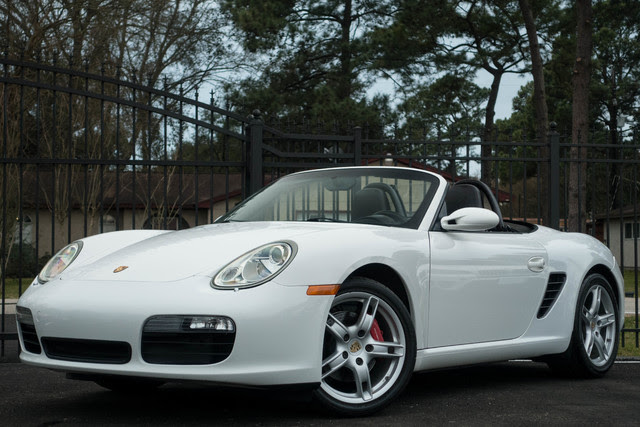Seller Of German Cars 2007 Porsche Boxster Whitebrown