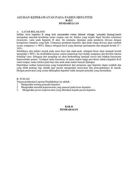 ASUHAN KEPERAWATAN PADA PASIEN HEPATITIS.docx