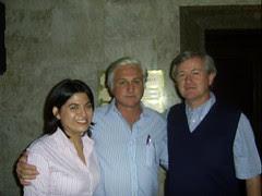 Pili, Roberto Cabessa y Yo en Río