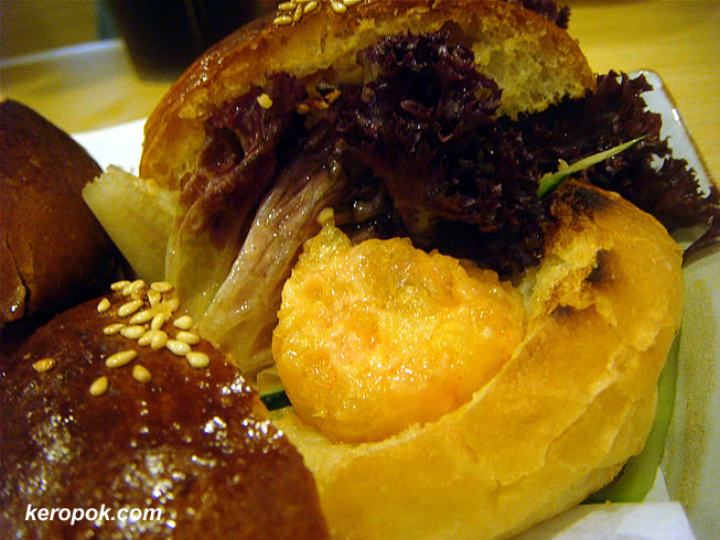 Hakata Mini Mentaiko Mayo Burger