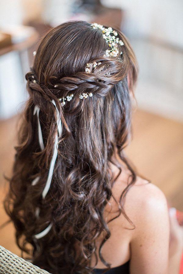 Schone Frisuren Fur Madchen Hochzeit Yskgjt Com