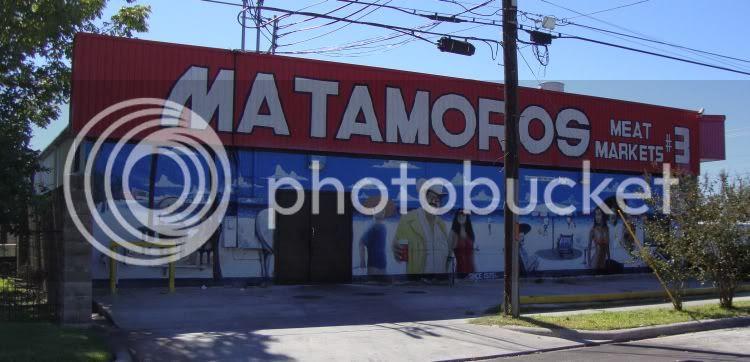 Matamoros Meat Market Irvington @ Canadian