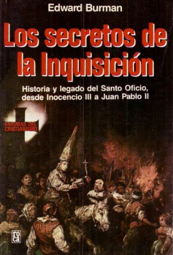 Los Secretos de la Inquisicion: Burman, Edward