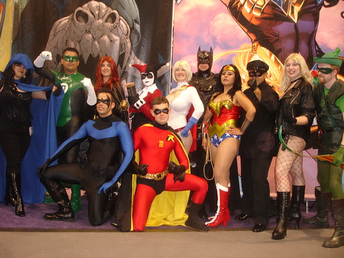 SDCC - DC Heroes and Villains 3