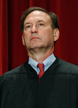 Associate Justice Samuel Alito