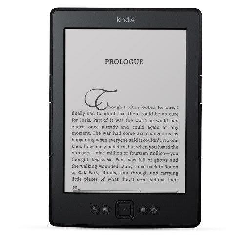 The Kindle.