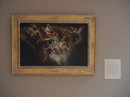 DSCN7635 _ The Personification of Faith, c. 1725-1730. Francesco Solimena Italian, (1657-1747), Norton Simon Museum, July 2013