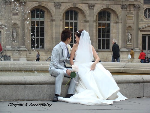 Origami & Serendipity, Pele mele Paris