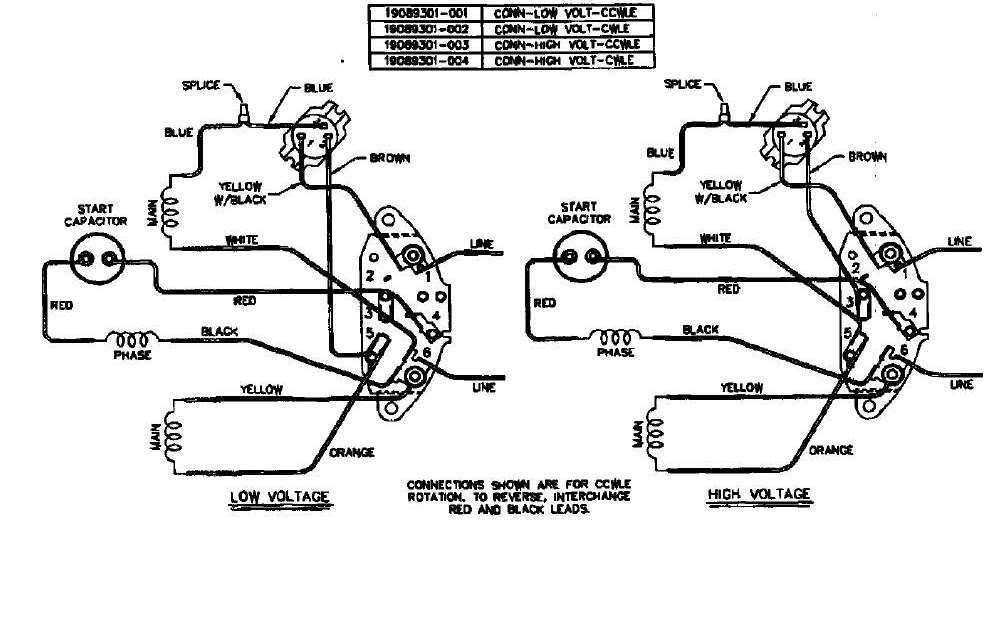 Wiring Diagram  29 Dayton Motor Wiring Diagram