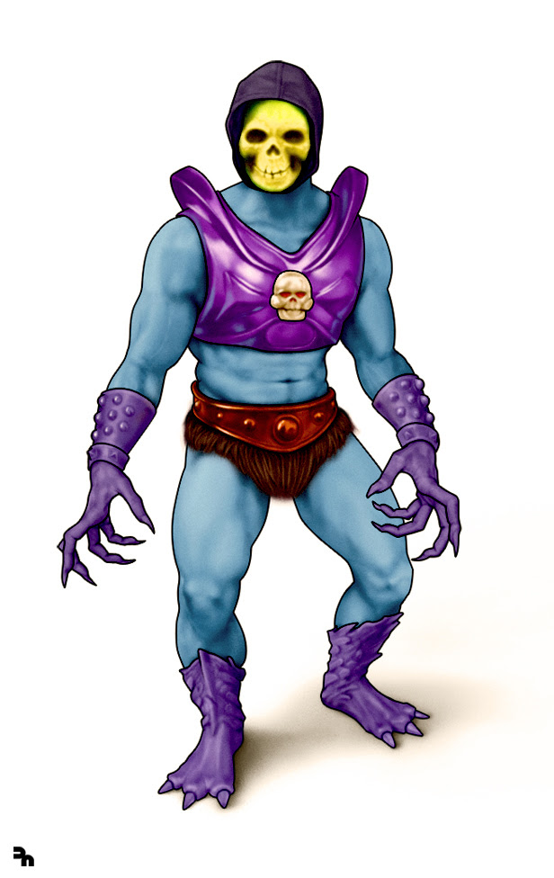 Penn Norris Masters Of The Universe