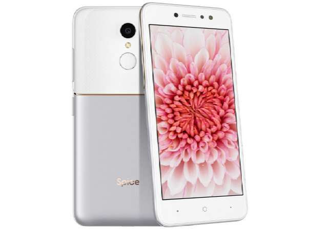 Spice V801 Android Nougat Smartphone with 3GB RAM Launched in India