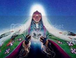 clan mother of the Iroquois tribe, who revered and respected women